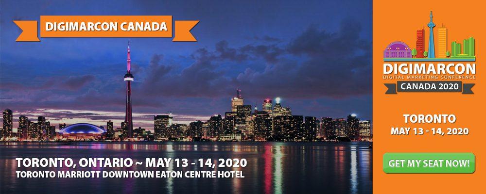 DigiMarCon Canada 2020