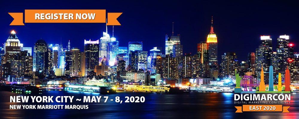 DigiMarCon East 2020 Register