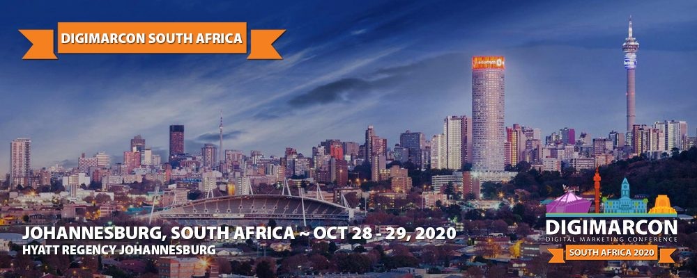 DigiMarCon South Africa 2020