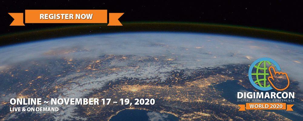 DigiMarCon World 2020 Register