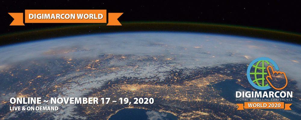DigiMarCon World 2020